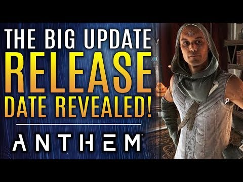 Anthem - Update 1.0.4 Release Date Revealed!  The Community's Current Situation