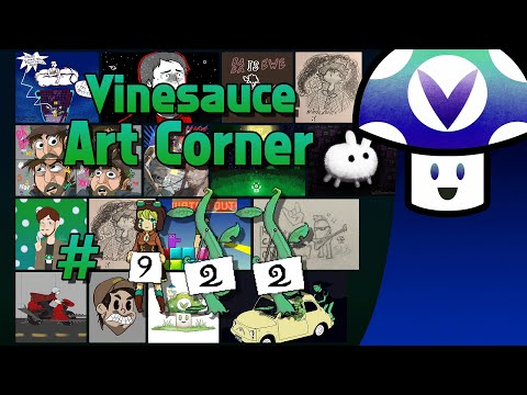 [Vinebooru] Vinny - Vinesauce Art Corner (part 922)