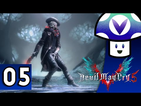 [Vinesauce] Vinny - Devil May Cry 5 (part 5)