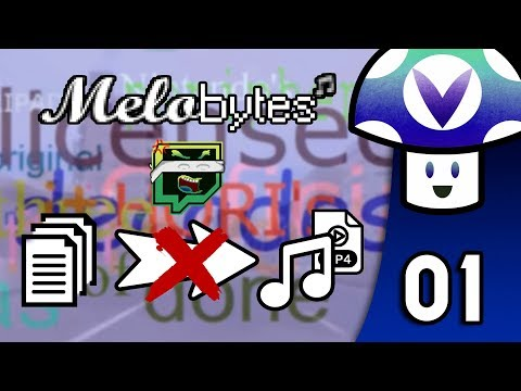 [Vinesauce] Vinny - Melobytes Music Generation: Chat Pls Edition (part 1)