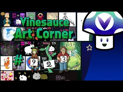 [Vinebooru] Vinny - Vinesauce Art Corner (part 923)
