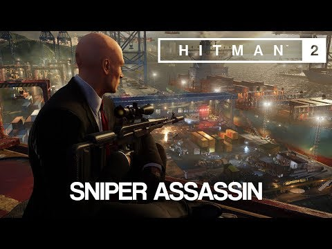 HITMAN™ 2: Sniper Assassin - Hantu Port, Singapore (Silent Assassin, No Alarm)