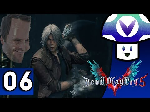 [Vinesauce] Vinny - Devil May Cry 5 (part 6)