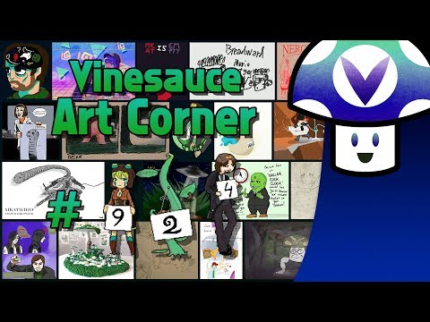 [Vinebooru] Vinny - Vinesauce Art Corner (part 924)