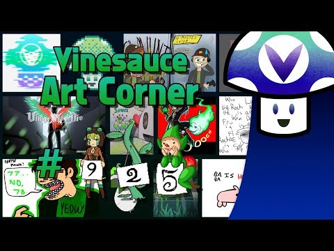 [Vinebooru] Vinny - Vinesauce Art Corner (part 925)