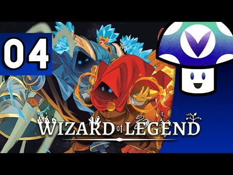 [Vinesauce] Vinny - Wizard of Legend: Sky Palace Update (part 4)