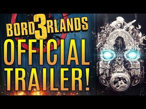 Borderlands 3 Official Trailer REVEALED! HUGE NEWS UPDATE! Full Reveal Info! Gameplay Tomorrow?!