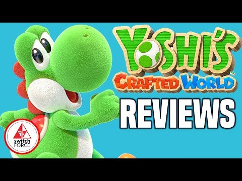 Yoshi's Crafted World Review Roundup - Are We Excited?!
