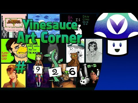 [Vinebooru] Vinny - Vinesauce Art Corner (part 926)