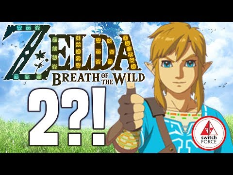Another Hint Breath of the Wild 2 Is Happening!? Monolith Soft Hiring For Next Zelda Game!