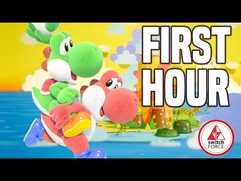 Yoshi's Crafted World 1 Full Hour - Is It Any Good?