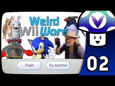 [Vinesauce] Vinny - Weird WiiWare Games (part 2)