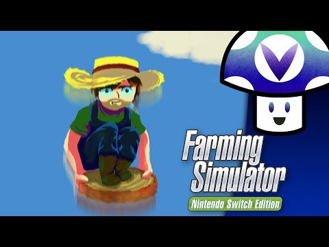 [Vinesauce] Vinny - Farming Simulator: Nintendo Switch Edition