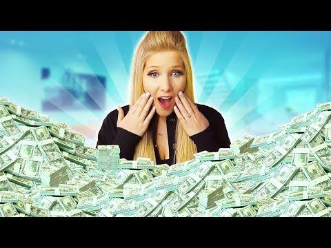 INSANE $1000 Roblox Challenge! (100K ROBUX vs Leah Ashe)