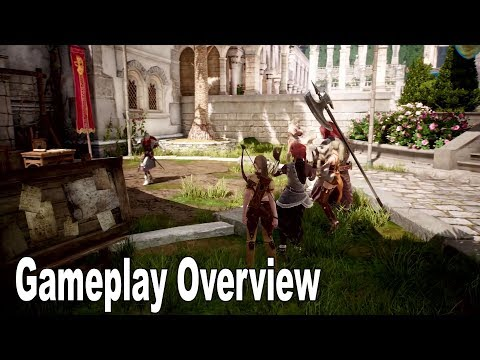 Bless Unleashed - Gameplay Overview Trailer [HD 1080P]