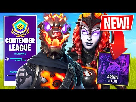 Fortnite Ranked Arena Mode Gameplay! // Pro Fortnite Player // 2100 Wins (Fortnite Battle Royale)