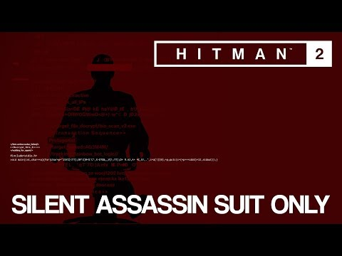 HITMAN™ 2 Elusive Target #6 - The Black Hat, Paris (Silent Assassin Suit Only)