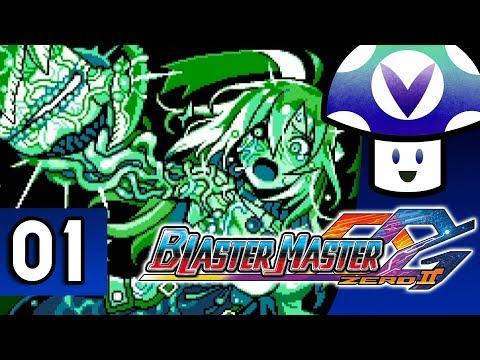 [Vinesauce] Vinny - Blaster Master Zero 2 (part 1)