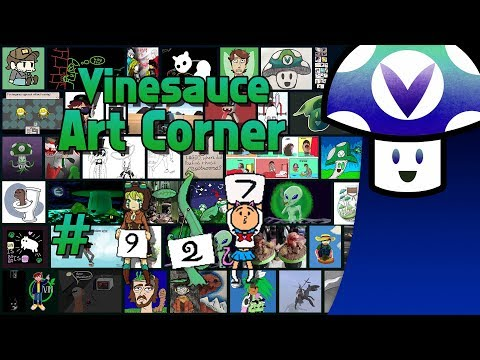 [Vinebooru] Vinny - Vinesauce Art Corner (part 927)