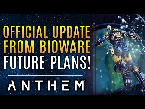 Anthem - NEW! Official Update From Bioware: Upcoming Content Reveals and More!