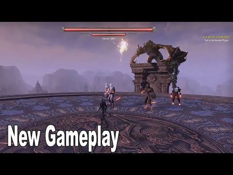 Elder Scrolls Online: Elsweyr - PAX East 2019 New Gameplay [HD 1080P]