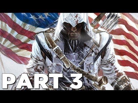 Assassin S Creed 3 Remastered Walkthrough Gameplay Part 3 Silas