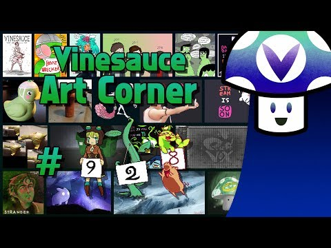 [Vinebooru] Vinny - Vinesauce Art Corner (part 928)