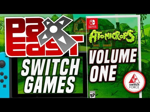 Hunting For Great Switch Games Vol 1 | PAX East 2019