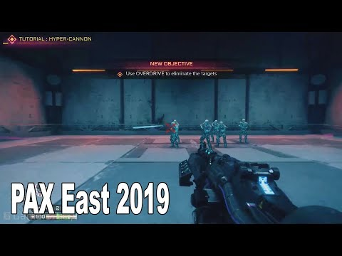 Rage 2 - PAX East 2019 Extended Demo Gameplay [HD 1080P]