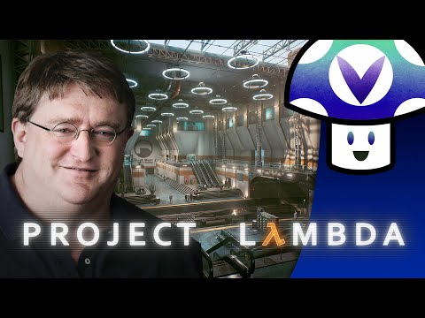 [Vinesauce] Vinny - Project Lambda (Half-Life Fan Remake Tech Demo)