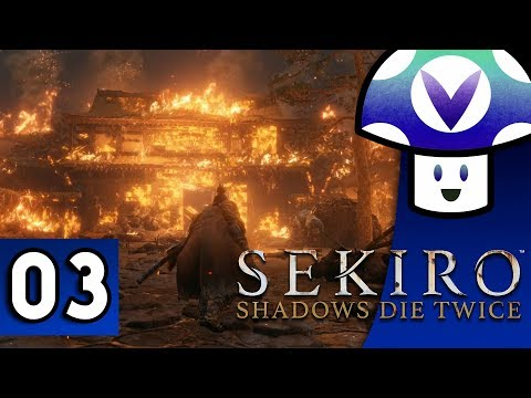 [Vinesauce] Vinny - Sekiro: Shadows Die Twice (part 3)