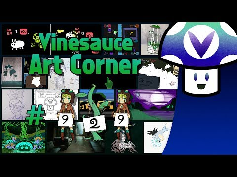 [Vinebooru] Vinny - Vinesauce Art Corner (part 929)
