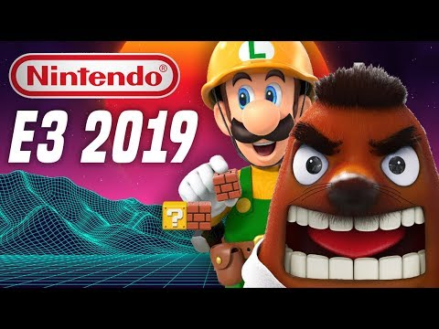 Nintendo E3 2019 Begins NOW!