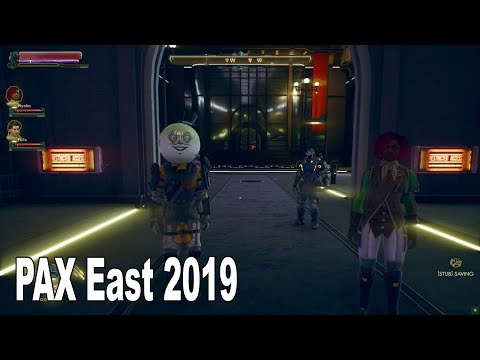 The Outer Worlds - PAX East 2019 Demo Gameplay