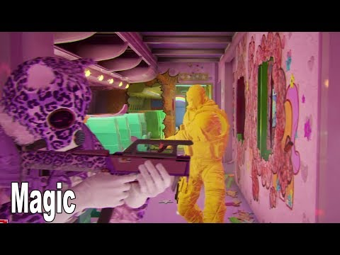 Rainbow Six Siege - Rainbow is Magic Reveal Trailer [HD 1080P]