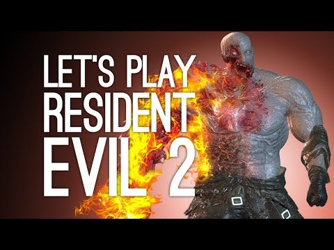 Let's Play Resident Evil 2: SUPER TYRANT FINALE! 🔥Episode 9