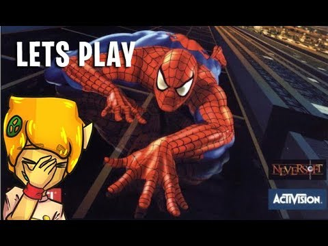 LETS PLAY SPIDERMAN 2000 IN 2019!