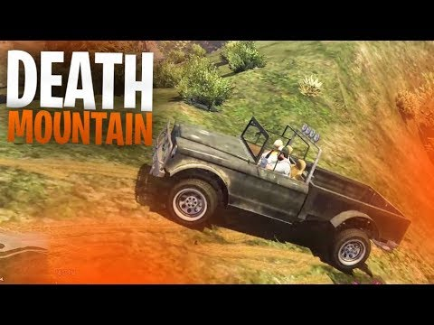 DEATH MOUNTAIN!! THE COPS ARE CALLED! GTA V RP Ep.7 - TimTheTatMan