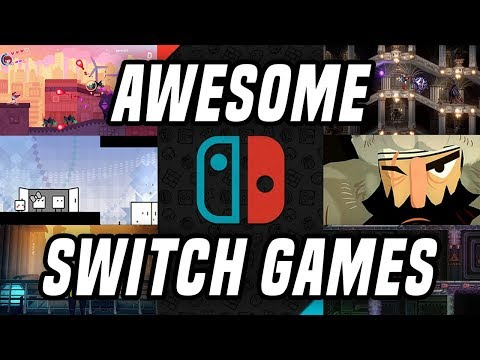 Upcoming Switch Games YOU NEED TO SEE from PAX East 2019! Vol 2