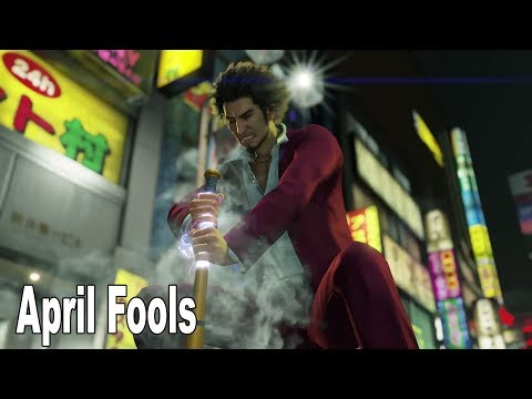 Yakuza Online - April Fools 2019 Trailer [HD 1080P]