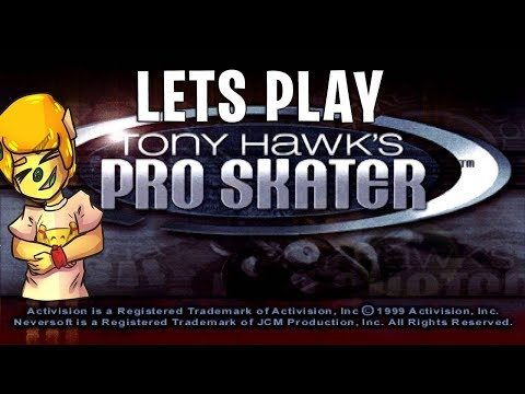 TONY HAWK PRO SKATER 1999 PS1 GAMEPLAY in 2019!