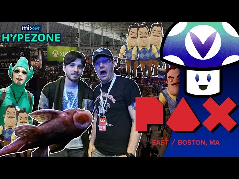 [Vinesauce] Vinny - PAX East 2019: Video, Pics, Stories & Neighbor