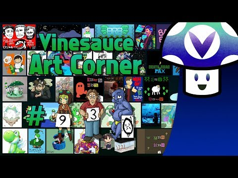 [Vinebooru] Vinny - Vinesauce Art Corner (part 930)