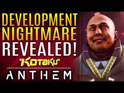 Anthem's Development Nightmare Revealed by Kotaku! Bioware Responds!