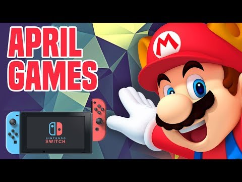 New Switch Games April 2019 - Release Dates + What To Buy!