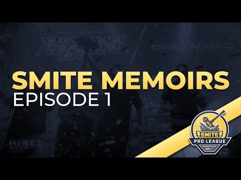 SMITE Memoirs: SWC 2015 Finals (feat. MLC St3alth)