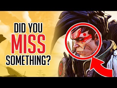 10 Reveals from the Borderlands 3 Gameplay Trailer