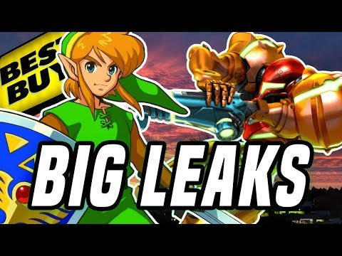 3 MAJOR Nintendo Switch Games Leaked: E3 2019 Spoilers?!