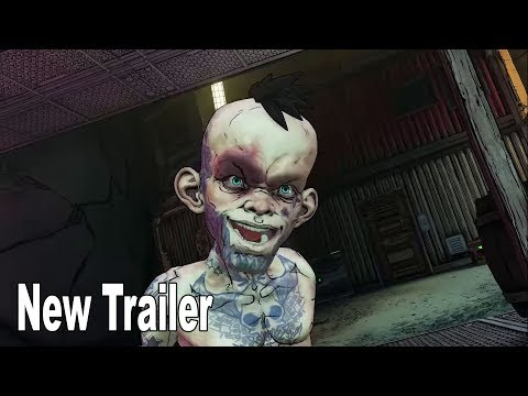 Borderlands 3 - New Trailer [HD 1080P]