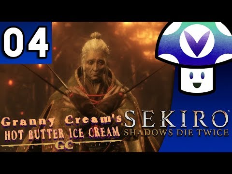 [Vinesauce] Vinny - Sekiro: Shadows Die Twice (part 4)
